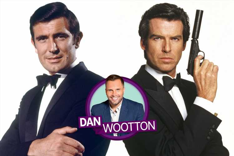 George Lazenby joins fellow 007 actor Pierce Brosnan in backing female James Bond – The Sun