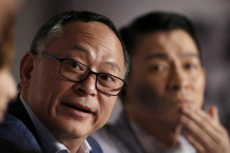 Hong Kong's top film-maker Johnnie To pulls out of Taiwan's Golden Horse Awards after Beijing orders