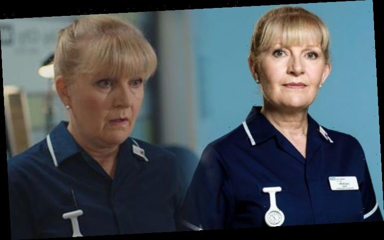 Casualty spoilers: Nurse Duffy's heartbreaking exit revealed as Cathy Shipton quits drama