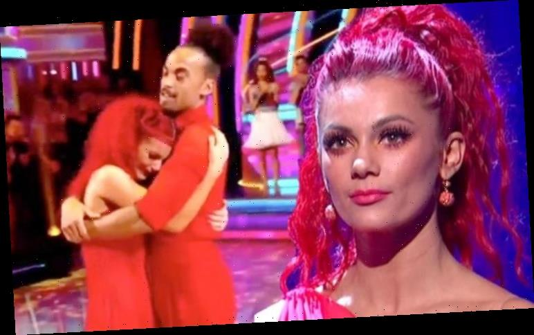 Dianne Buswell: 'My heart is broken' Strictly pro speaks out after breaking down in tears