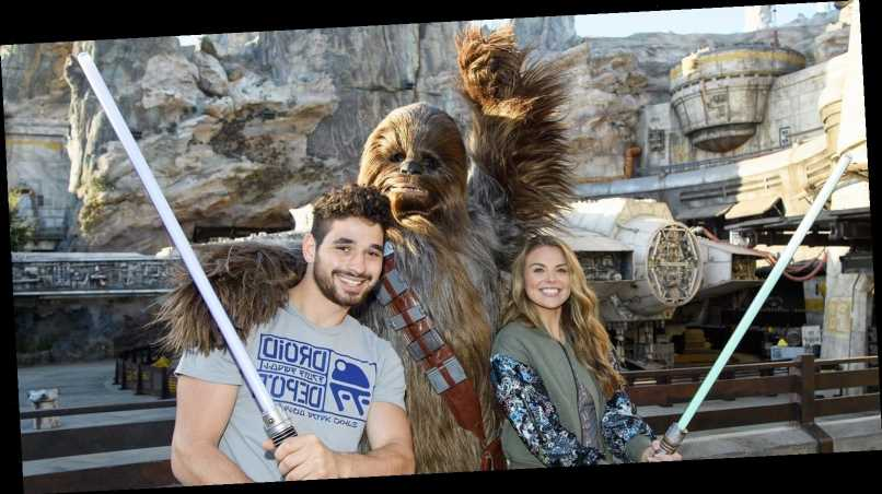 Rides and Cinderella Castle! Inside the 'DWTS' Cast's Day at Disneyland