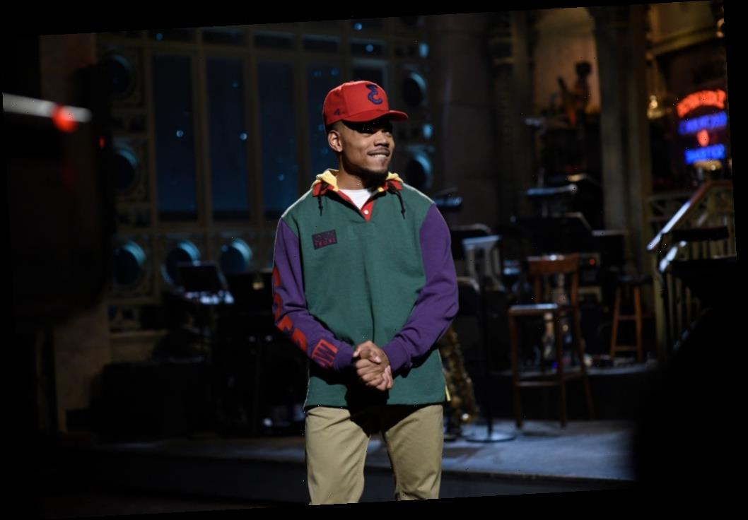 Chance the Rapper to Return as 'SNL' Host and Musical Guest