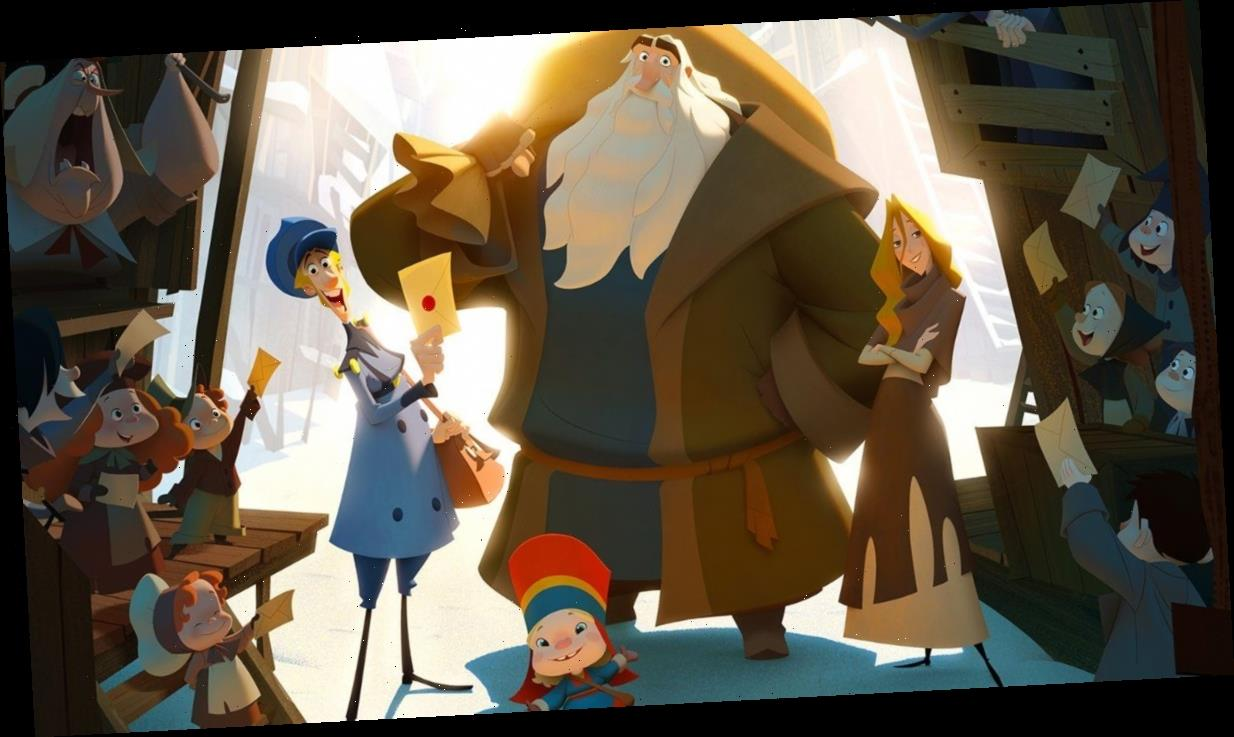 Klaus preview: Upcoming Netflix release aims to be new Christmas classic animation film