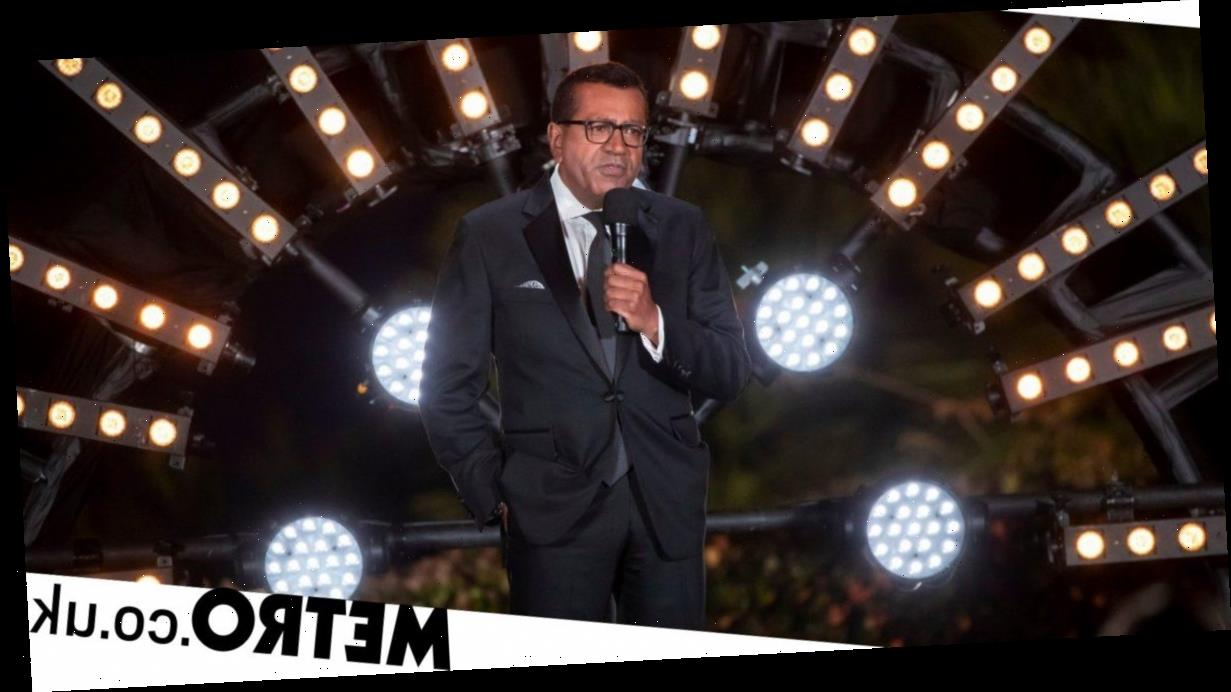 X Factor: Celebrity fans in tears over Martin Bashir's tribute to late brother