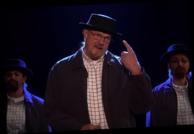 Trace Adkins Adds Lyrics to 'Breaking Bad' Theme Song in Time for 'El Camino'