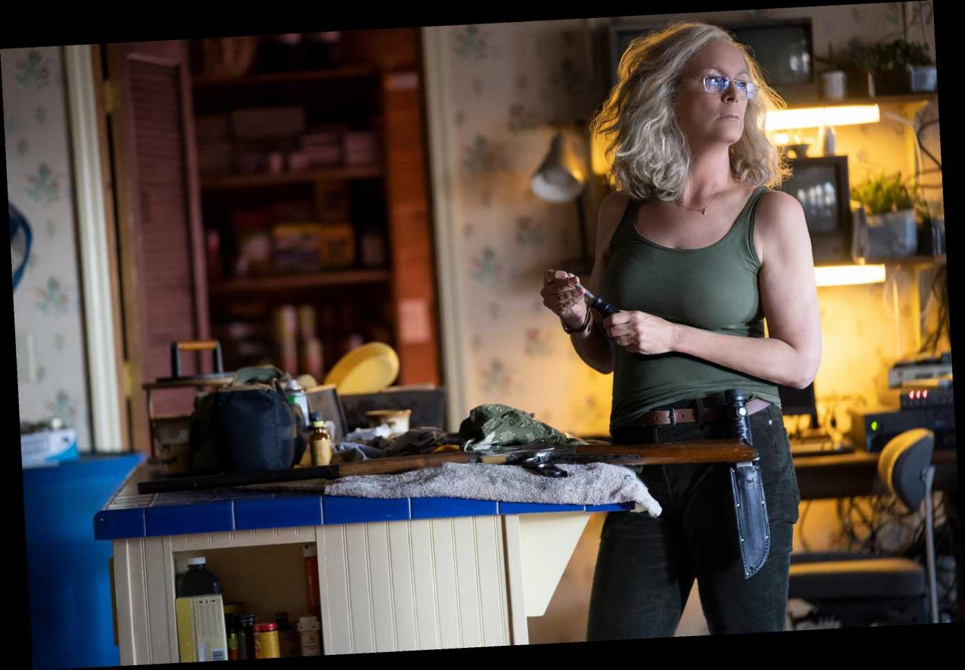 See Jamie Lee Curtis photo from first day of filming Halloween sequel
