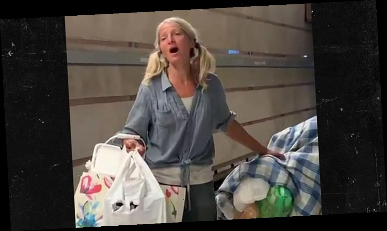 Viral Singing Homeless Woman Offered Major Recording Contract