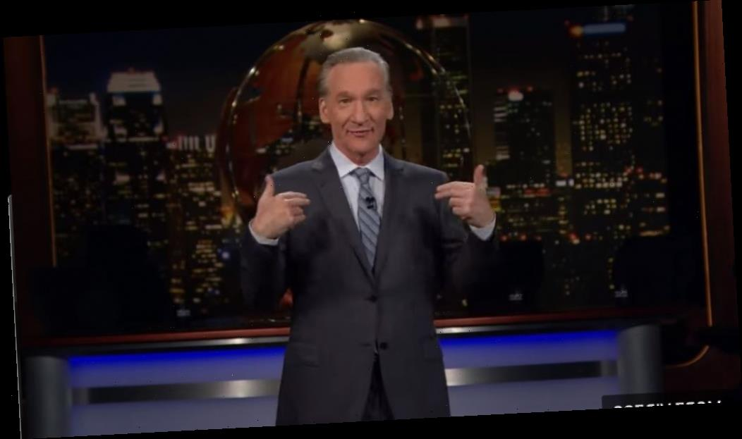 Bill Maher: Trump Might Jail His Critics, That's 'One Reason I Don't Eat Pot Anymore'
