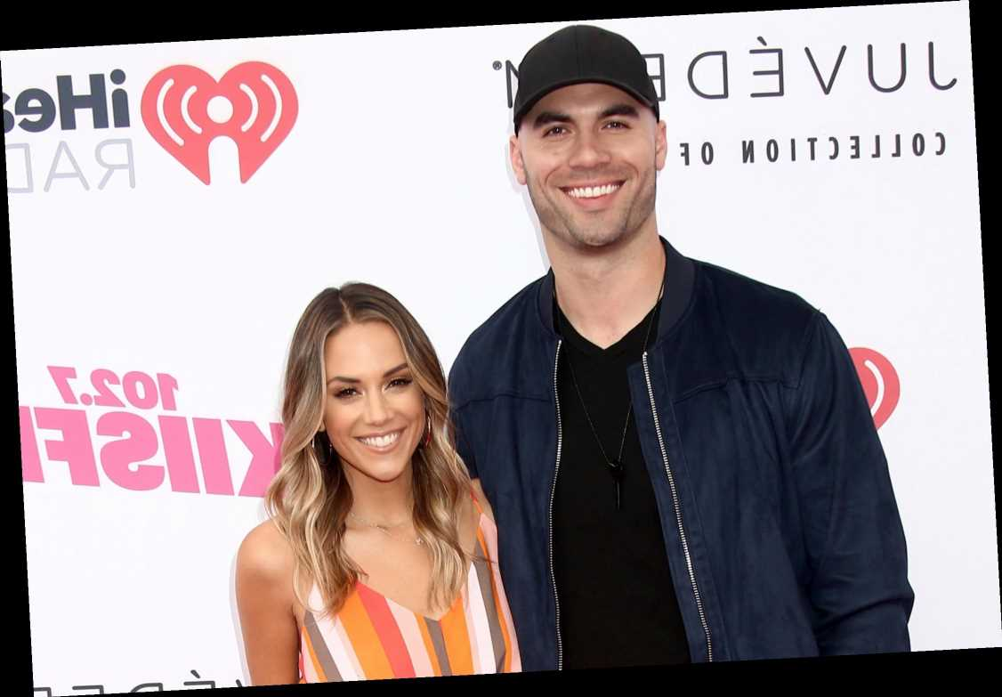 Jana Kramer finds photo of topless woman on husband Mike Caussin's phone