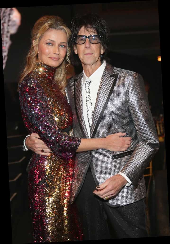 Paulina Porizkova Says Late Husband Ric Ocasek's Death 'Is the End of My World as I Knew It'