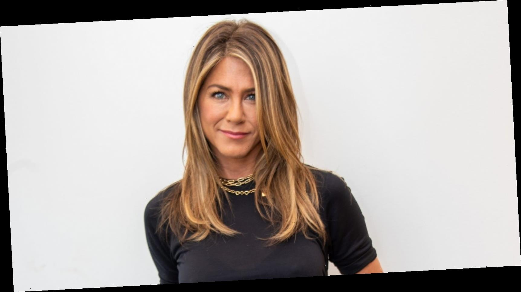 Jennifer Aniston just shut down an interviewer who tried to give her dating advice