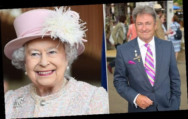 Alan Titchmarsh says Queen said he gives 'a lot of ladies pleasure'