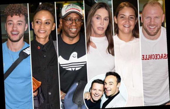 I'm A Celeb's Myles joins Jac Jossa, James Haskell, Adele Roberts, Caitlyn Jenner, Wrighty & Andrew Maxwell in Oz – The Sun