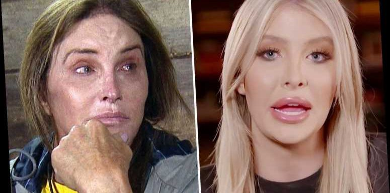 Caitlyn Jenner's 'partner' Sophia Hutchins wanted to 'fly in' and rescue I'm A Celeb star after tearful meltdown