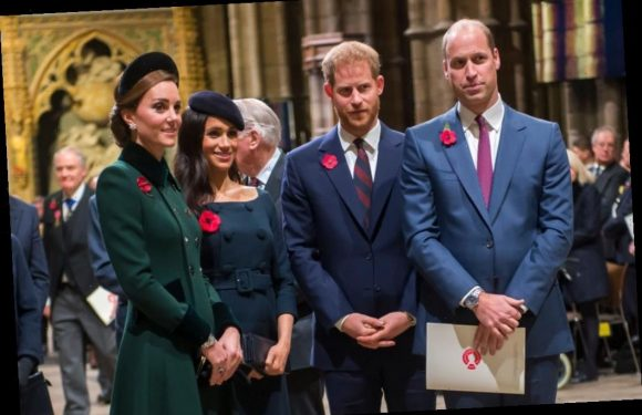 Prince Harry and Meghan Markle Felt 'Uncomfortable' During Their Latest Reunion With Prince William and Kate Middleton