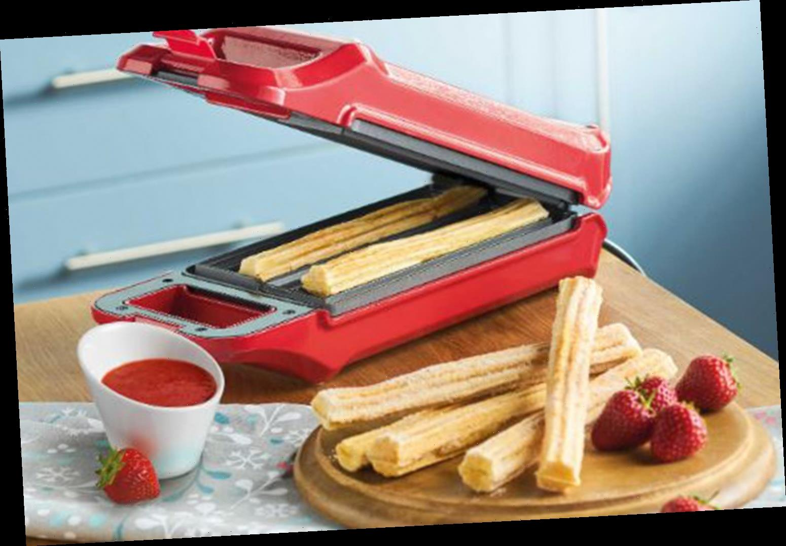 Aldi is selling a churros maker – and it's a bargain price