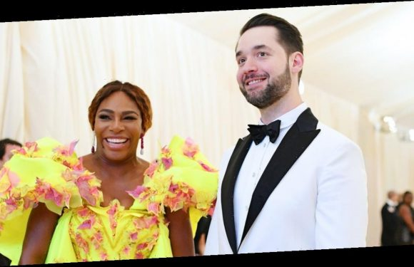 """Aw! Serena Williams Posts Sweet 2nd Anniversary Tribute to """"My Love"""" Alexis Ohanian"""