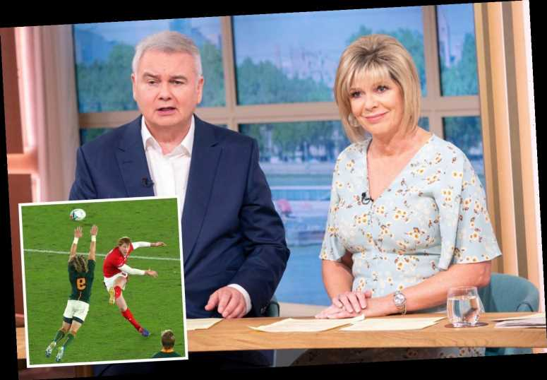 ITV's This Morning and Lorraine CANCELLED for the Rugby World Cup