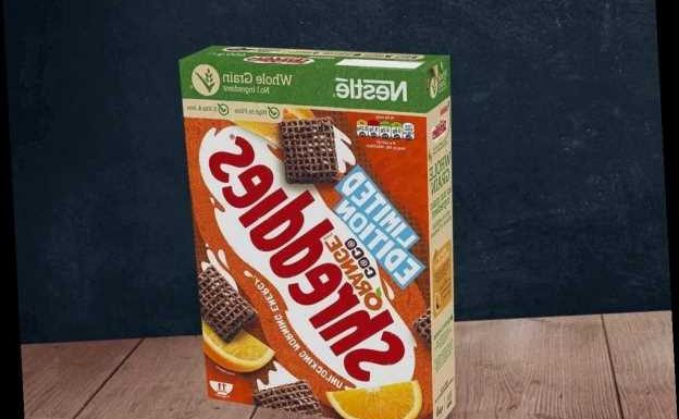 Morrisons is bringing back chocolate orange flavoured Shreddies – but you'll need to be quick – The Sun