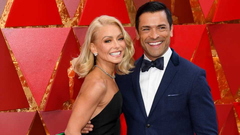 Feast Your Eyes on These Shirtless Photos of Mark Consuelos