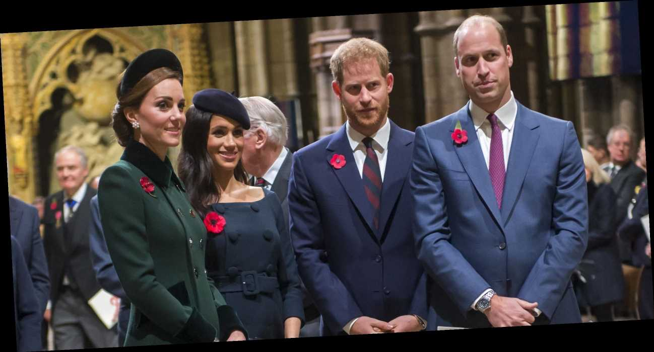 Why Does the Royal Family Wear Poppies During Remembrance Day?