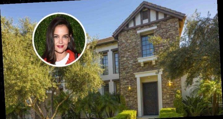 Katie Holmes Looks to Shed West Coast Home