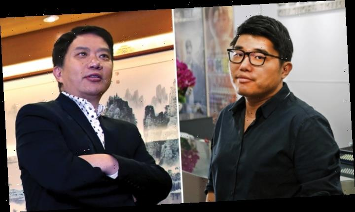 Mei Ah Execs Learned From Father Li Kuo-hsing