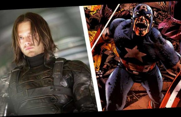 Captain America Is a Ravenous Zombie in Marvel's 'What If…?' on Disney+