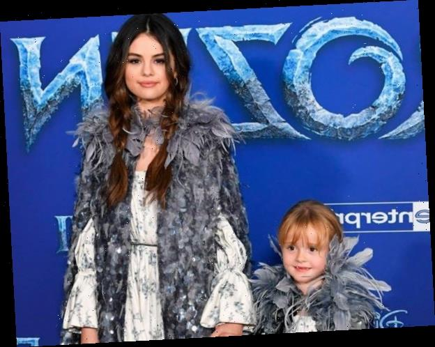 Selena Gomez & Sister Steal the Show at Frozen 2 Premiere