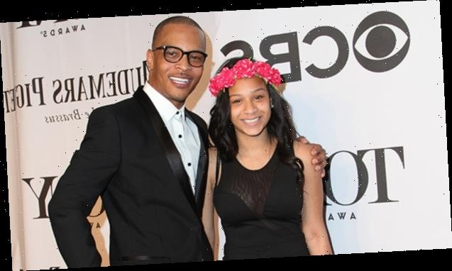 T.I.'s Daughter Deyjah Harris, 18, Unfollows Him After He Admits To Monitoring Her Hymen
