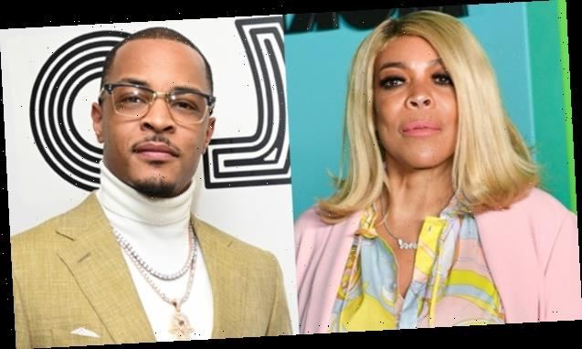Wendy Williams Disgusted With T.I. After He Admits He Accompanies Daughter 18, To Gyno