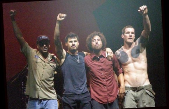 Rage Against The Machine Sees Jump In Streams After Announcing Reunion
