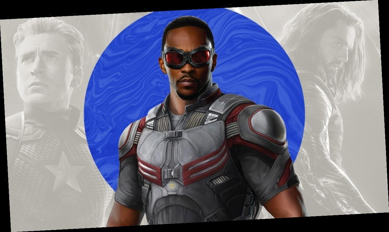 Sam Wilson's Falcon as Captain America Explained