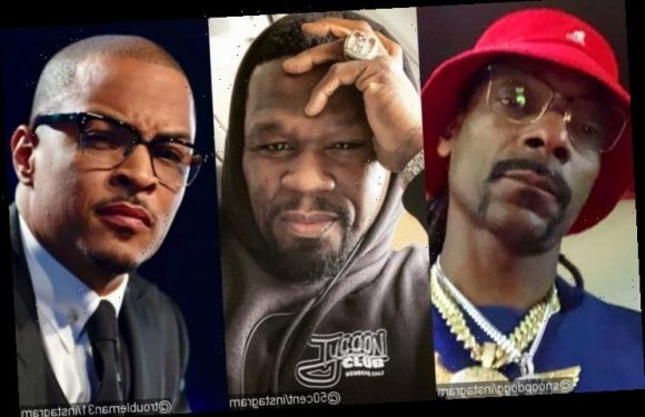 Snoop Dogg and 50 Cent Troll T.I. Over Hymen Controversy
