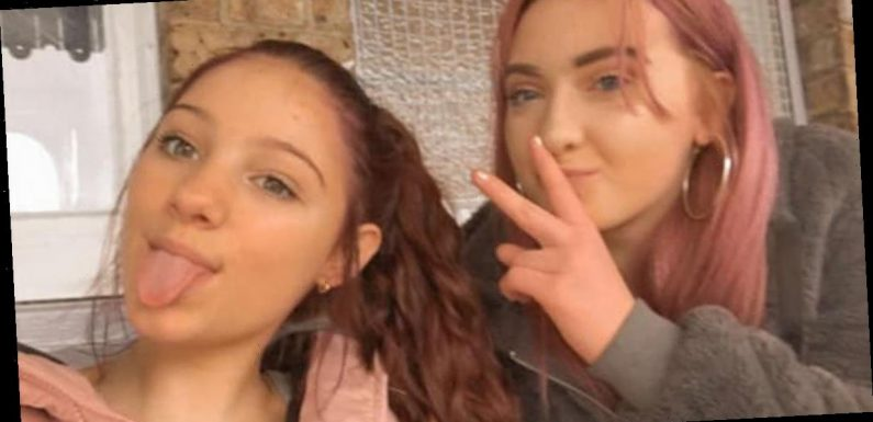 Desperate hunt launched for girls, 14, who vanished after getting taxi to shop