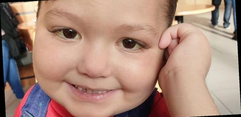 Parents' heartbreaking words to boy who died after brave fight against disease