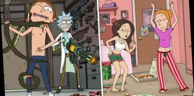 Rick and Morty: What is Snake Jazz in Rick and Morty?