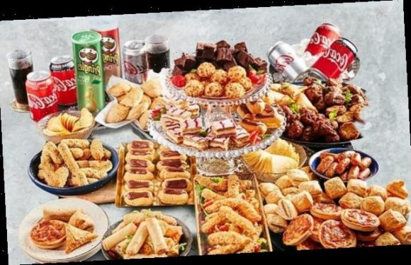 Iceland are selling a 150 piece party food bundle for £15