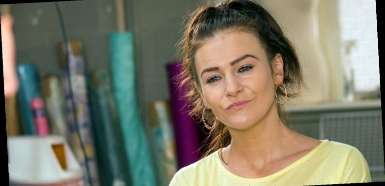 Coronation Street Vicky looks completely different in Kerri Quinn throwback pic