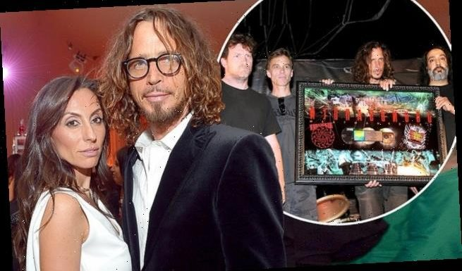 Chris Cornell's widow sues his former Soundgargen bandmates