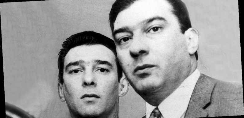 Ronnie Kray's bizarre method for breaking brother Reggie out of prison unnoticed