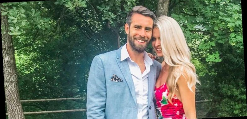 Strictly pro was paid tribute by fiance month before cuddle with David James