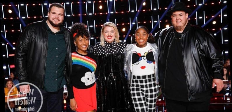 The Voice Top 10, 911 fall finale, Garth Brooks: What to Watch on Monday