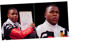 Hot Ones: John Boyega Says Anakin Is a Better Jedi Than Rey and Nearly Loses His Mind