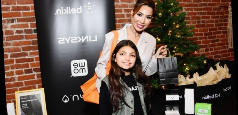 Farrah Abraham's Followers Are Upset She Told Her Daughter, Sophia, What to Say During an Instagram Video