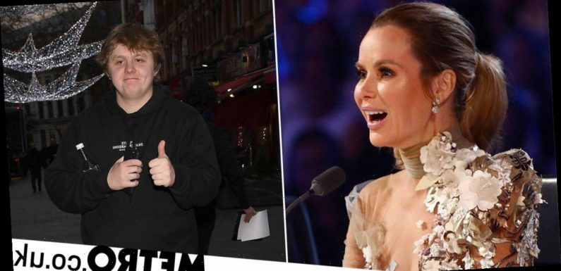 Lewis Capaldi confronts Amanda Holden after being turned down for BGT