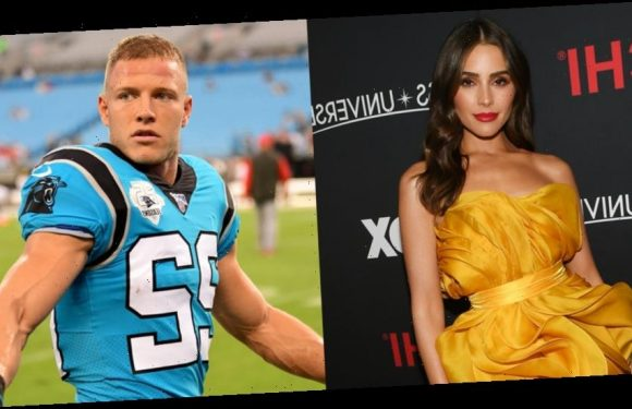 Olivia Culpo Dishes on Relationship with Boyfriend Christian McCaffrey, an NFL Player!