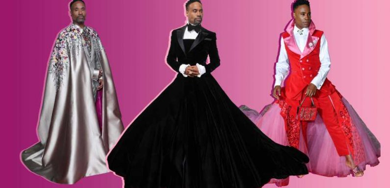 Exclusive: We Asked Billy Porter What He's Wearing to the Golden Globes