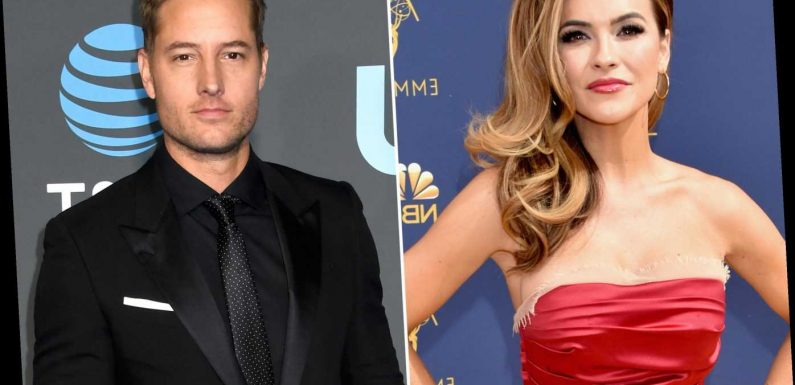 Justin Hartley's Wife Chrishell Stause Posts Cryptic Quote About Change Less Than 2 Weeks After Split