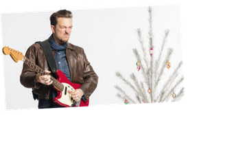 JD McPherson Digs Into Vintage Holiday Sounds to Become Rock's New King of Christmas